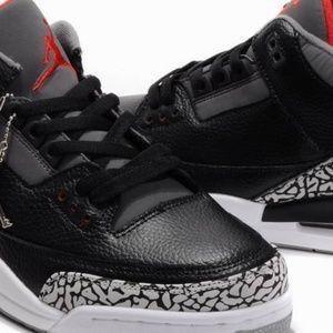 Air Jordan 4 Retro Black Cement